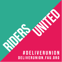 logo of the deliver union campaign, visit: https://deliverunion.fau.org/