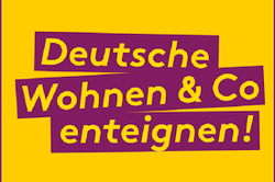 "We support ""Expropriate Deutsche Wohnen & Co""!"