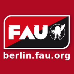 [Rally] Let's defend union liberty! FAU Berlin won't be intimidated, defending union liberty!